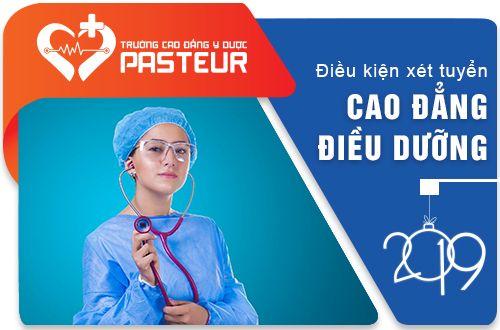 5 ngành tuyển sinh Cao đẳng Y Dược Pasteur TP.HCM năm 2019