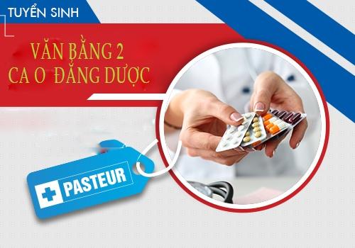 Tuyển sinh Văn bằng 2 Cao đẳng Dược Pasteur TP.HCM năm 2019 thế nào?