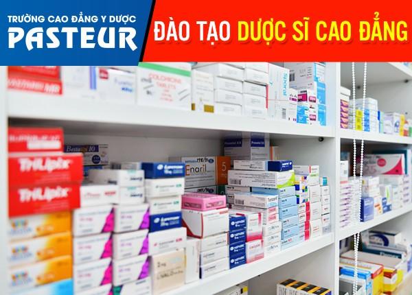 <center><em>Trường cao đẳng Y Dược Pasteur địa chỉ đào tạo đạt chuẩn Bộ Y tế</em></center>