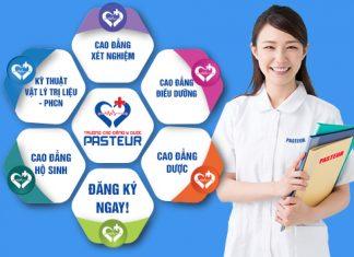 Thông báo tuyển sinh Cao đẳng Y Dược Pasteur TP.HCM năm 2019