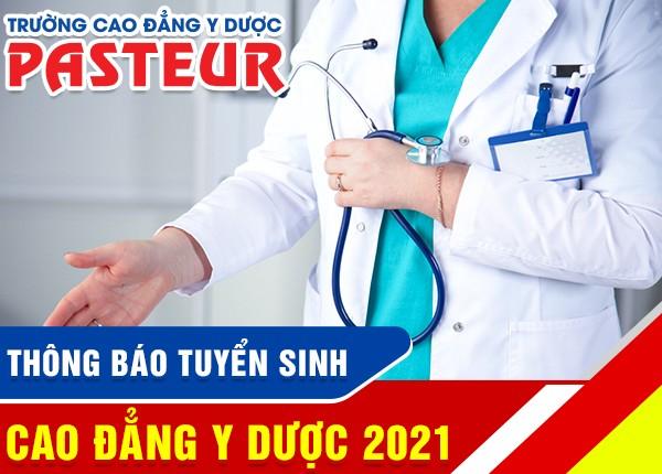 <center><em>Đối tượng xét tuyển thẳng vào Cao đẳng Y Dược TPHCM năm 2021</em></center>