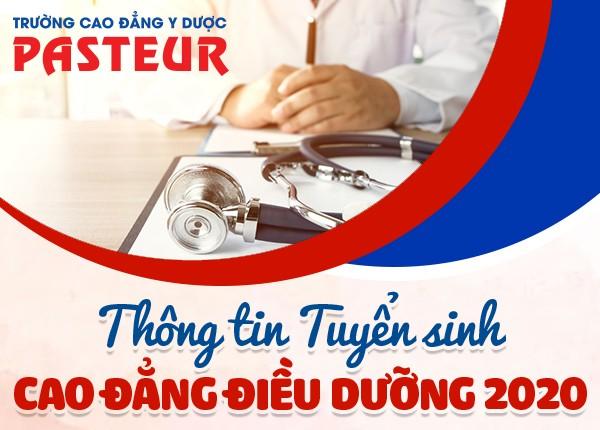 Địa chỉ tuyển sinh Cao đẳng Điều dưỡng uy tín năm 2020