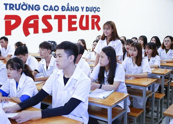 <center><em>Học Cao đẳng Dược TPHCM năm 2021 tại Trường Cao đẳng Y Dược Pasteur</em></center>