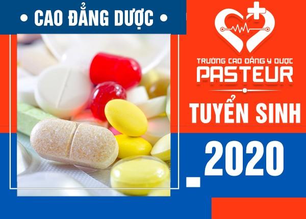 Tuyển sinh Cao đẳng Dược năm 2020 tại TPHCM