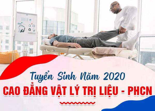 Địa chỉ đào tạo Kỹ thuật Vật lý trị liệu giỏi