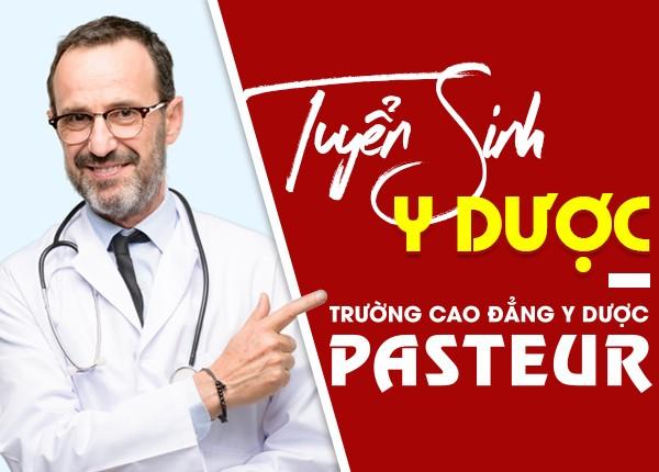 <center><em>Các ngành đào tạo của Trường Cao đẳng Y Dược Pasteur trong năm 2021</em></center>