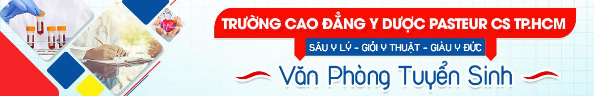 Trường Cao Đẳng Y Dược Pasteur CS Tân Phú
