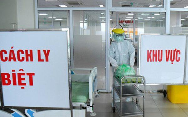 Bệnh nhân 620 đang được cách lý theo đúng quy định.
