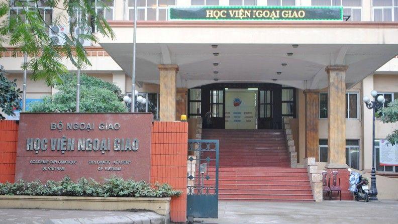 Học viện Ngoại giao tuyển sinh năm 2020