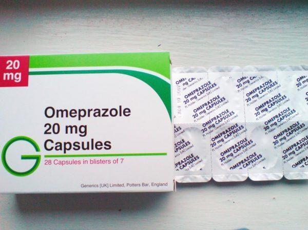 Thuốc Omeprazole trên thị trường dược phẩm